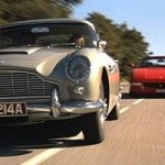 Aston Martin DB5 in GoldenEye