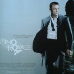 Casino Royale UK Quad Poster