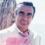 Sean Connery in Diamonds Are Forever