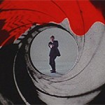 The Man With The Golden Gun - Gun Barrel