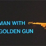 The Man With The Golden Gun - Title
