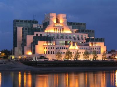 london mi6 building