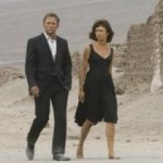Quantum Of Solace Desert