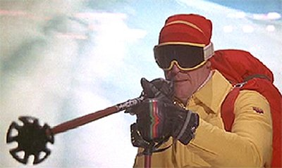 Ski Pole Gun The Spy Who Loved Me Bond gadgets