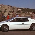 James Bond's Lotus Esprit S1