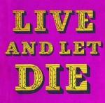 Live And Let Die 1954