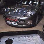 Aston Martin Vanquish Weapons