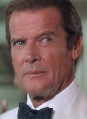 A View To A Kill Roger Moore