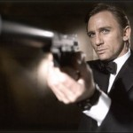 Daniel Craig as 007