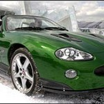 Die Another Day Jaguar XKR