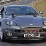 Die Another Day -Aston Martin V12 Vanquish