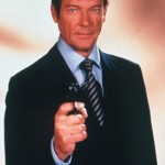 Roger Moore James Bond