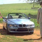 BMW Z3 GoldenEye