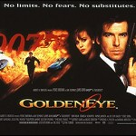 GoldenEye UK Quad Poster