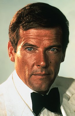 roger moore height