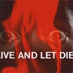 Live And Let Die - Title