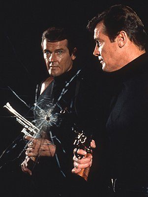 Becoming Bond: Sir Roger Moore's filming diary