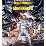 Moonraker - US 1 Sheet Poster