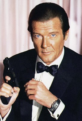Very Sad News: Sir Roger Moore