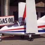 Octopussy -Bede Acrostar 12' Mini Jet Plane