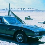 Aston Martin DBS On Her Majesty's Secret Service