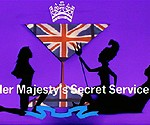 On Her Majesty's Secret Service - Title