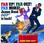 On Her Majesty's Secret Service - US 1-Sheet Poster Style (A)