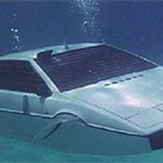 Lotus Esprit Under water