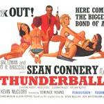 "Thunderball - UK Quad Poster 30"" x 40"""