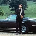 The Living Daylights - Aston Martin Volante
