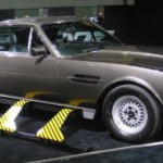 The Living Daylights - Aston Martin Vantage