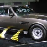 The Living Daylights - Aston Martin Vantage