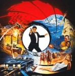 The Living Daylights US One Sheet Poster