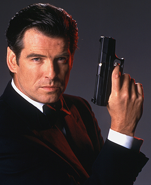 pierce brosnan james bond filme