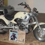 BMW R 1200 C Cruiser motorcycle