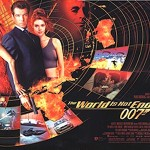 The World Is Not Enough - UK Quad Poster