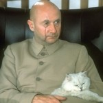 Ernst Stavro Blofeld (Donald Pleasence)