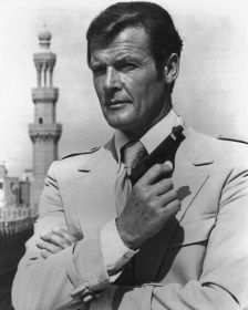 Sir Roger Moore obituary