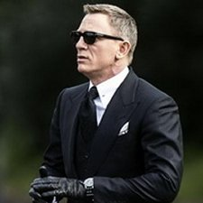 SPECTRE Italian shooting gets into full gear