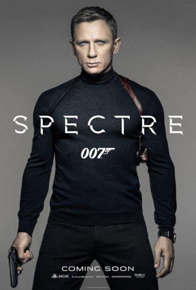SPECTRE teaser poster UK