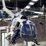Stunt doubles shooting in Mexico City 3