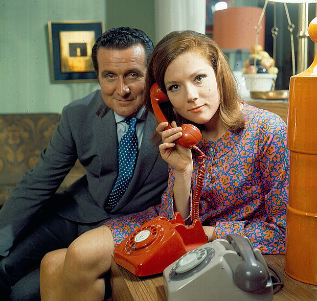 From Bowler to Bond: Patrick Macnee, 1922-2015