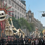 Videoblog Bond Spectre Gallery Mexico