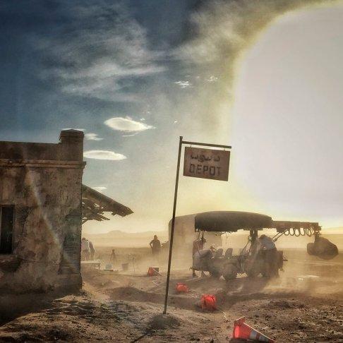 Bonding in Morocco: Spectre filming enters last leg