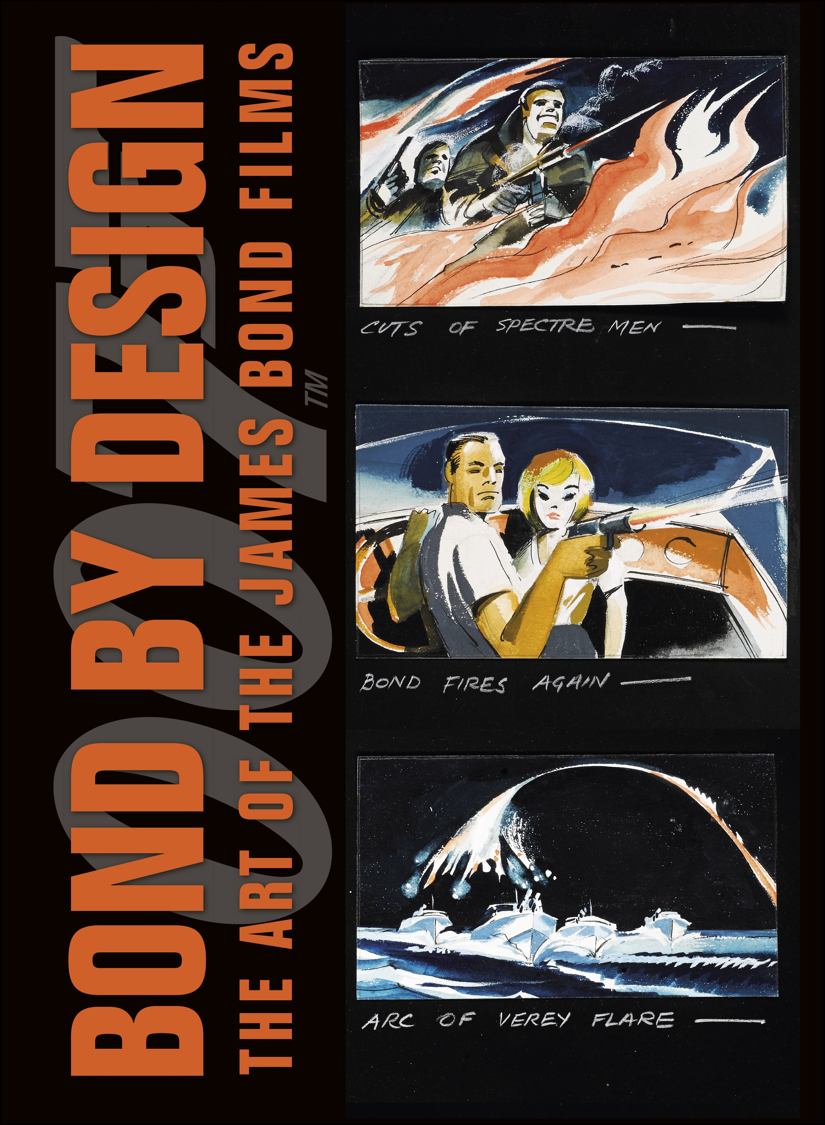 Bond By Design: New official book announced