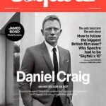 Dan Craig on cover of Esquire 2015