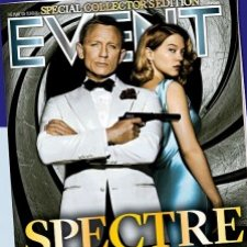 Bonding on Sunday: Mail's  Spectre collector's mag