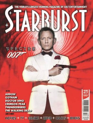 Starburst Bond cover
