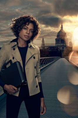 Naomie Harris Mafe for Bond advert