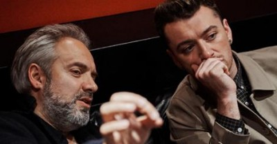Sam Mendes and Sam Smith